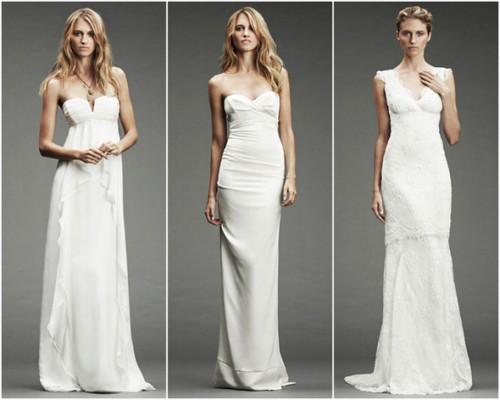 Nicole Miller in 2011, Nicole Miller wedding dresses