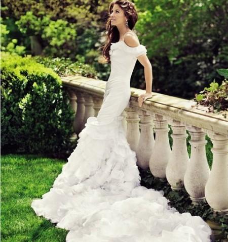 beautiful wedding dress, wedding dress 2012
